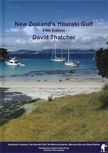NZ Hauraki Gulf 5th Edition