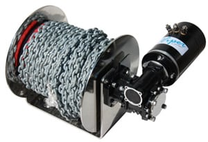 Viper Electric Drum Anchor Winch