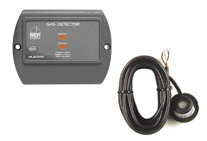 BEP Gas Detector single sensor