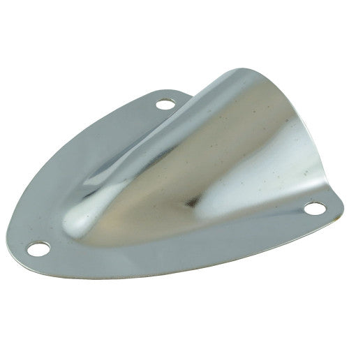 Midget Cowl Vent Stainless Steel