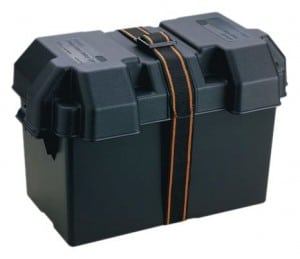 Battery Box 4 sizes