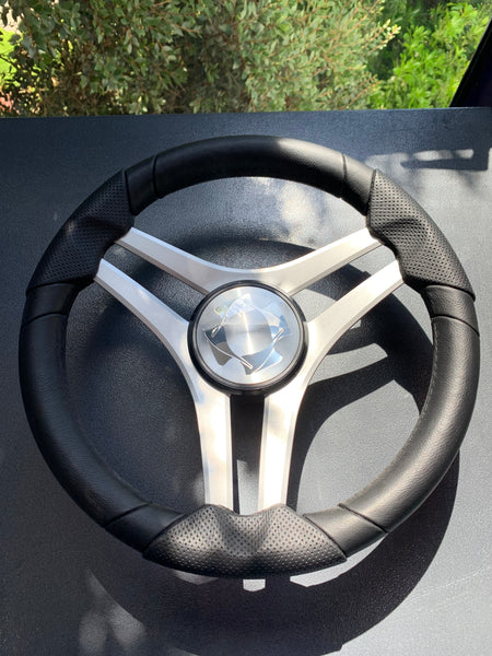ITALIAN STEERING WHEEL 350MM