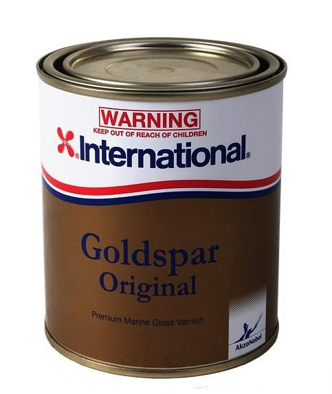 Goldspar Varnish Gloss. International Epiglass