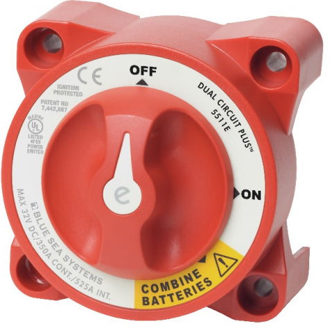 Blue Sea System Battery Switch 350amp E-Series