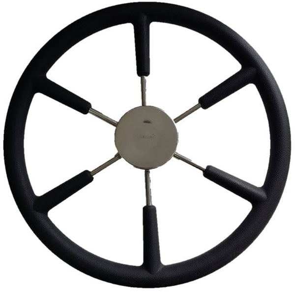 Steering Wheel with Foam Layer