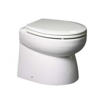 AquaT Marine Toilet, low height 12v