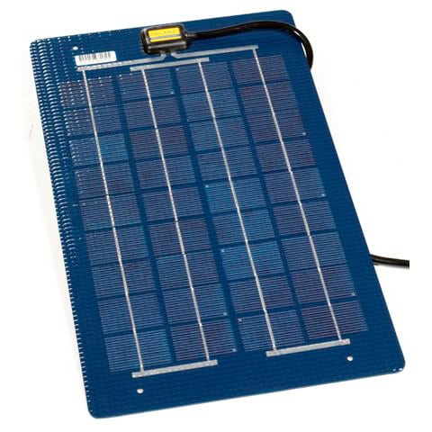 Walk On, Semi-Flex Solar Panel 10W