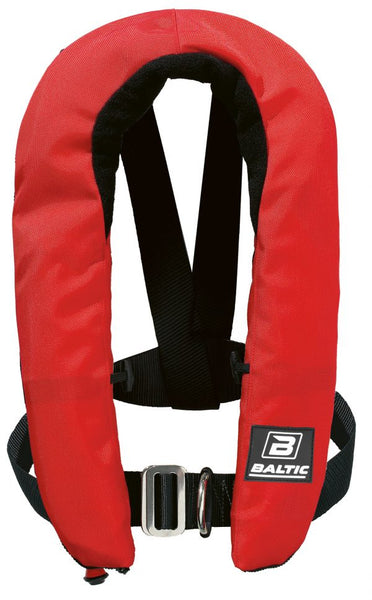 Baltic Winner Inflatable Life-Jacket with Harness & attachment