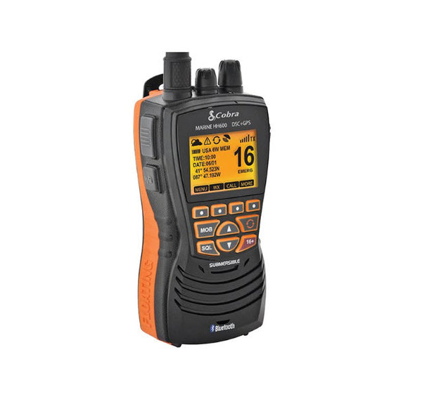 Cobra MR HH 600 Handheld VHF