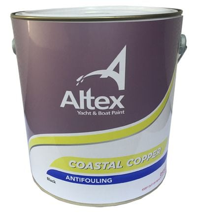 Altex Coastal Copper Antifouling Paint