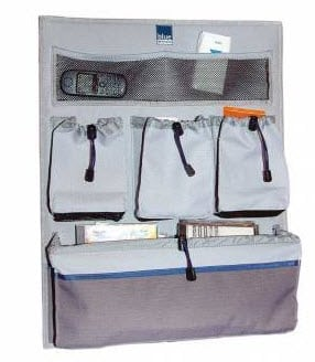 Blue Performance Cabin Bags