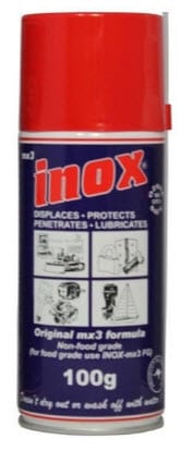 Inox Lubricant Spray