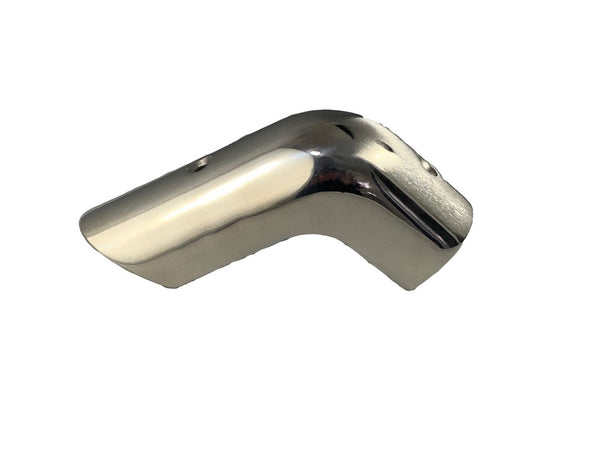 Fender Strip Corner cap Stainless steel