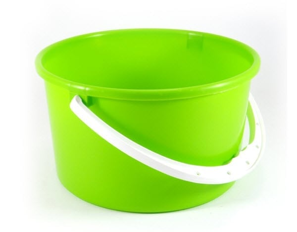 Plastic Paint Bucket - 2L