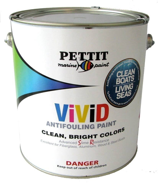 Pettit Vivid Antifouling ALSO BOOT TOPPING