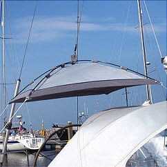 Sail Shade Sunshades - Free Hanging