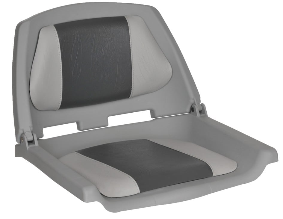 Folding Cockpit Seat with Cushion