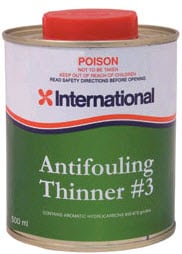 Antifoul Thinner
