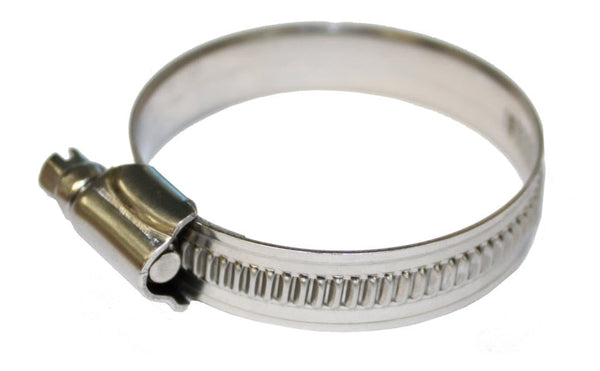 Hose Clamps Stainless Steel - Full Size Range
