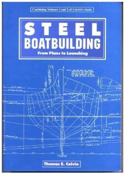 Steel Boat Building,Thomas E. Colvin