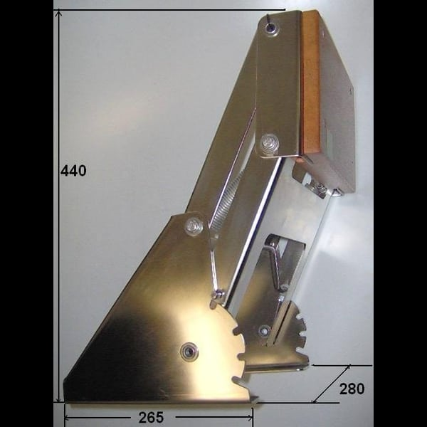 Outboard Bracket Rise/Fall