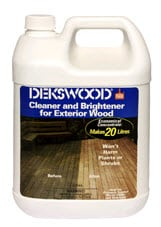 Dekswood 1L Teak Cleaning Concentrate