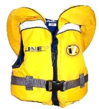 Line 7 Beacon Lifejacket Children Sizes
