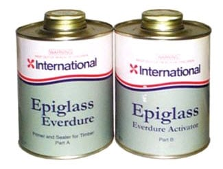 EVERDURE Epoxy Timber Sealer. Interntional/Epiglass