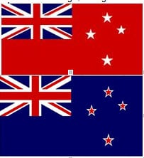 New Zealand Flags, Ensigns