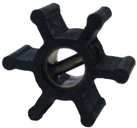 Impeller 40mm 19mm 12mm 6 Vane