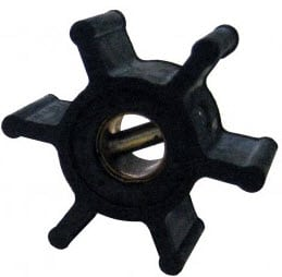 Impeller 51mm 22mm 12mm 6 Vane