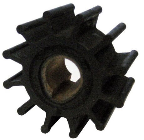 Impeller 57mm 32mm 14mm 12 Vane