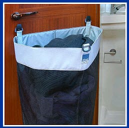 Laundry Bag, Blue Performance