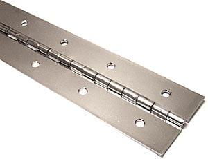 Continuous Hinge S/S