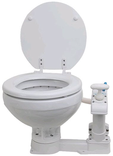 Marine Toilet Manual