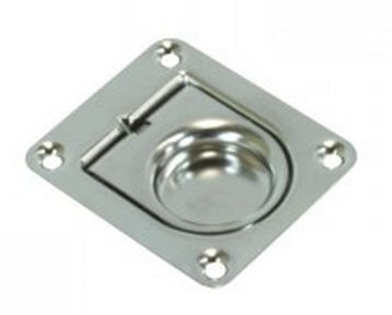 Ring Pull - Stainless Steel