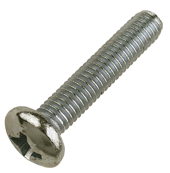 Machine Screw - Panhead - Stainless Steel