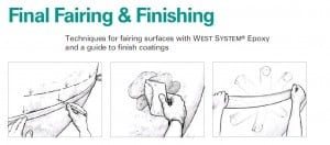 West System Final Fairing & Finishing