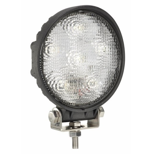 LED Floodlight High Intensity 18W 10-30V 1380 Lumens. Spot version also available.