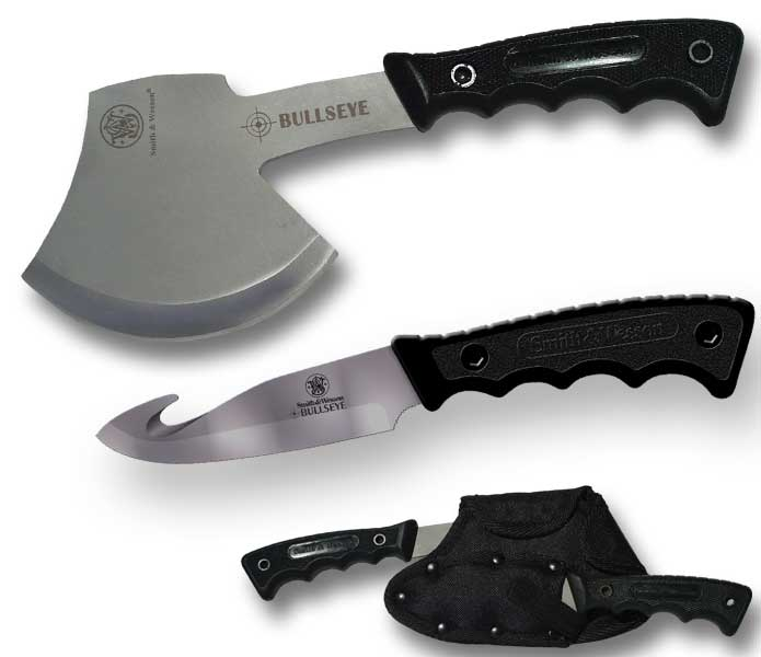Hatchet and Knife Combo