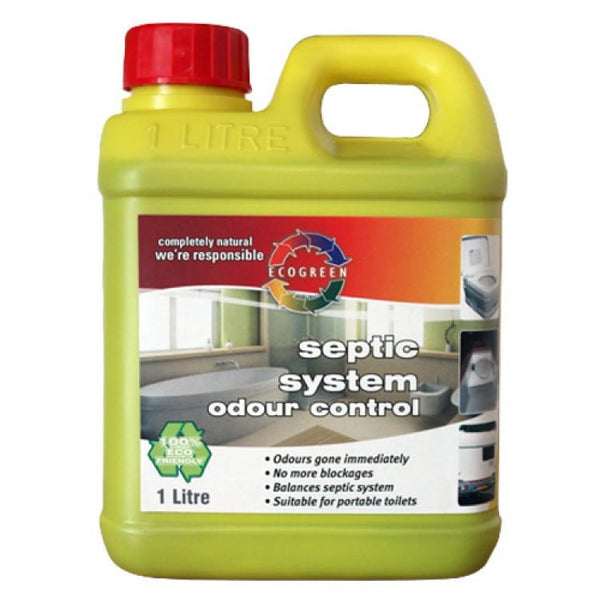 Ecogreen Septic System Odour Control
