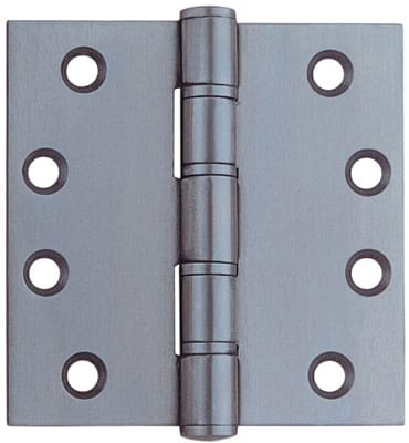 Stainless Steel Hinge 101 x 75mm