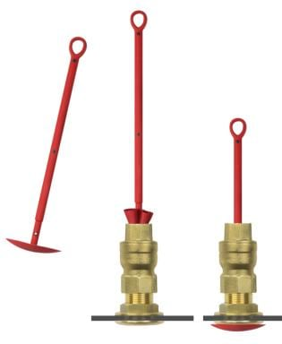 SeaBung - change your ball valves at sea! (2 pack)