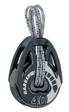 Harken Ratchamatic Carbo T2 Soft-Attach, Ratchet Block Pulley