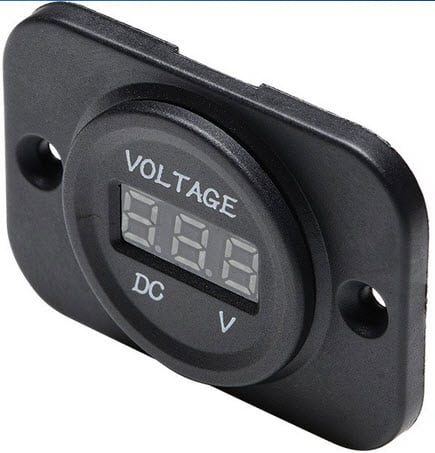Digital Voltmeter (mini)