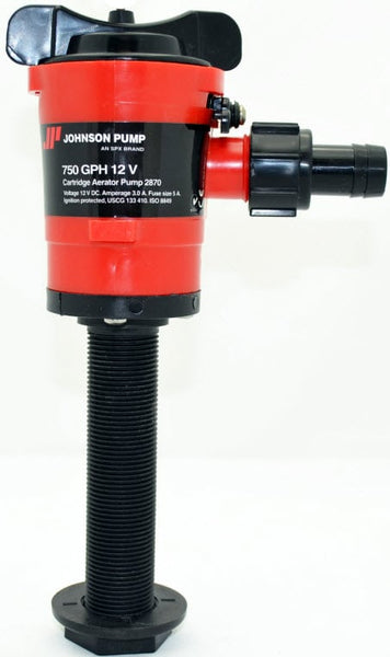 Johnson 750GPH Aerator Pump