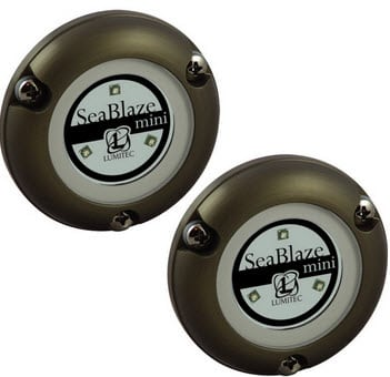Seablaze Underwater LED light (pair)