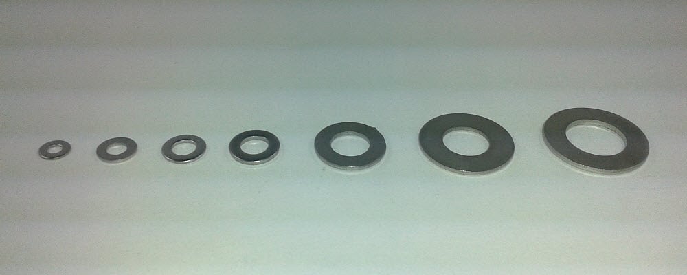 Washer - Standard Stainless Steel