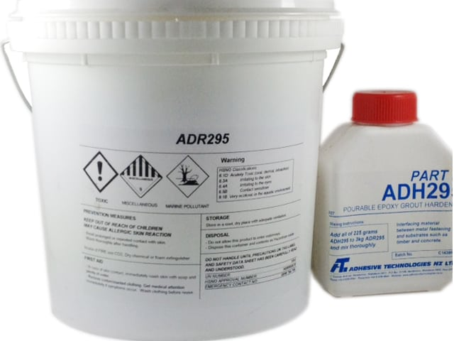 ADR295 Epoxy Grouting Resin 3kg