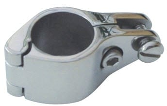 Hinging Tube Clamp S/S with Jaw Slide